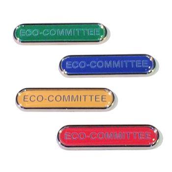 ECO-COMMITTEE bar badge
